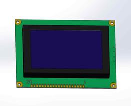 LCD 128x64 pix