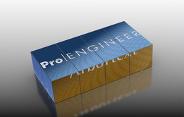 Cube of PTC products - animation