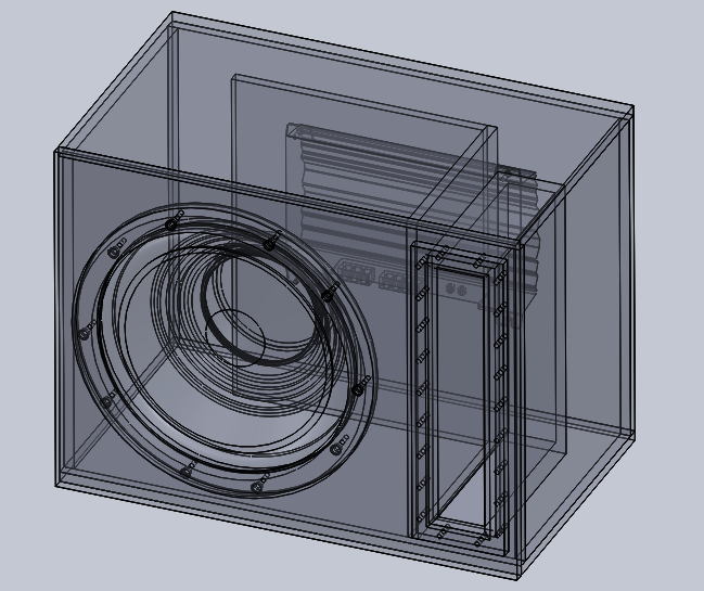 Ported Subwoofer Box Design Software