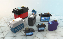 Servomotors Collection