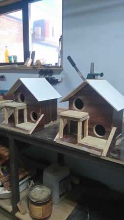 birdhouse - Recent models | 3D CAD Model Collection | GrabCAD ... on