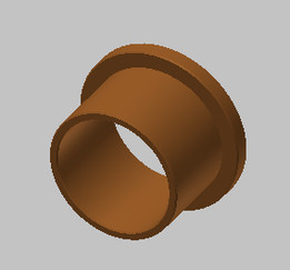 Sint Bronze Bushing inch small