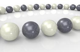 String of Pearls - Adjustable