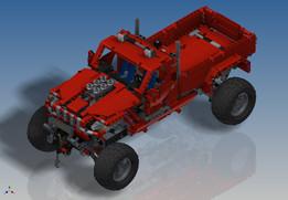 LEGO Technic - Customized Pickup Truck (42029)