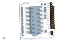 TDA7429S Breakout Board