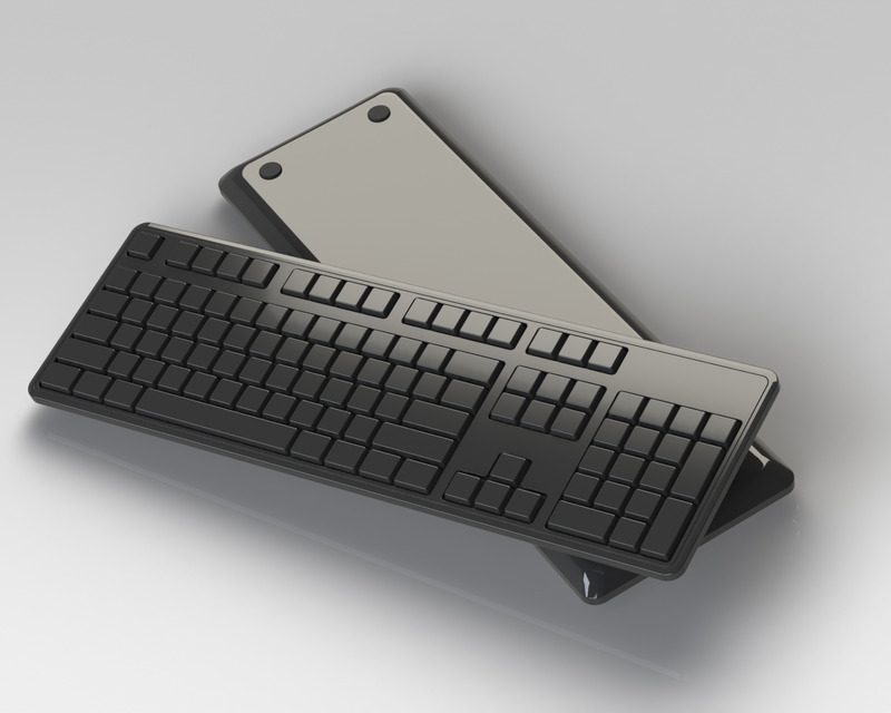 how to get on dell keyboard