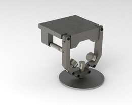 external equalizing pull down mechanism
