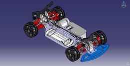 Projeto Automodelismo OpenRC Touring Car Assy,Catia V5