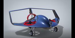 Terrafugia TF-X Flying wing concept