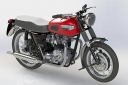 Triumph T120 1968
