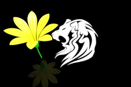 flower in creo