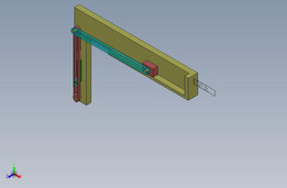 crank shaper mechanism