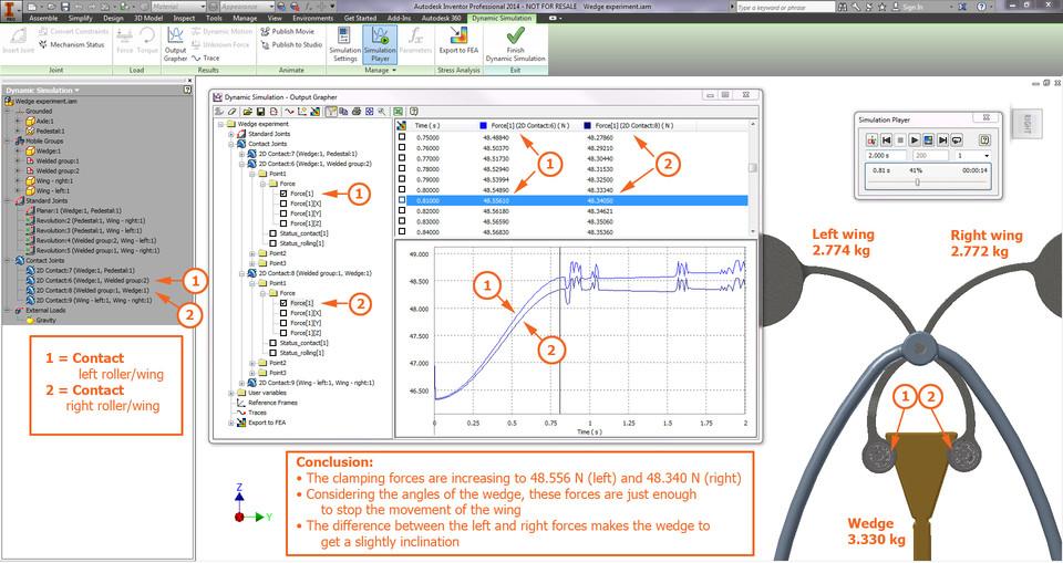 Wedge experiment   3D CAD Model Library   GrabCAD