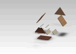 Birdhouse Triangle | Nestkast Driehoek
