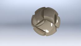 Puzzle Sphere / Puzle esfera