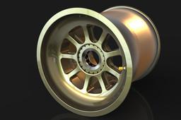 "F1 2017 Wheel Rim 13"" (Front)"