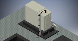 Ground Neutral Resistor 22/6,6 kV HV Substation