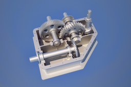 Multistage Gear Reducer