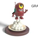 RocketGrabby