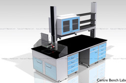 Centre Bench Laboratory Furniture