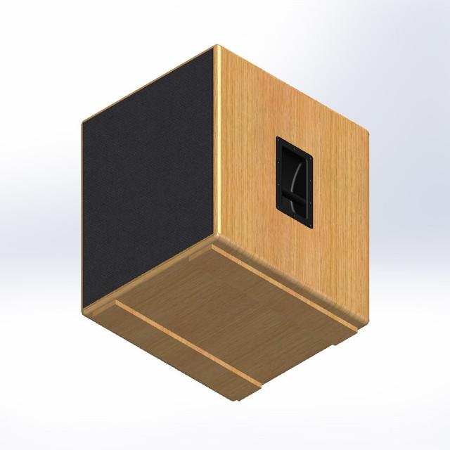 DSP 18 SUB | 3D CAD Model Library | GrabCAD