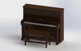 Stienway piano ensamble final complete