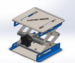 scissor-lift - Recent models | 3D CAD Model Collection | GrabCAD