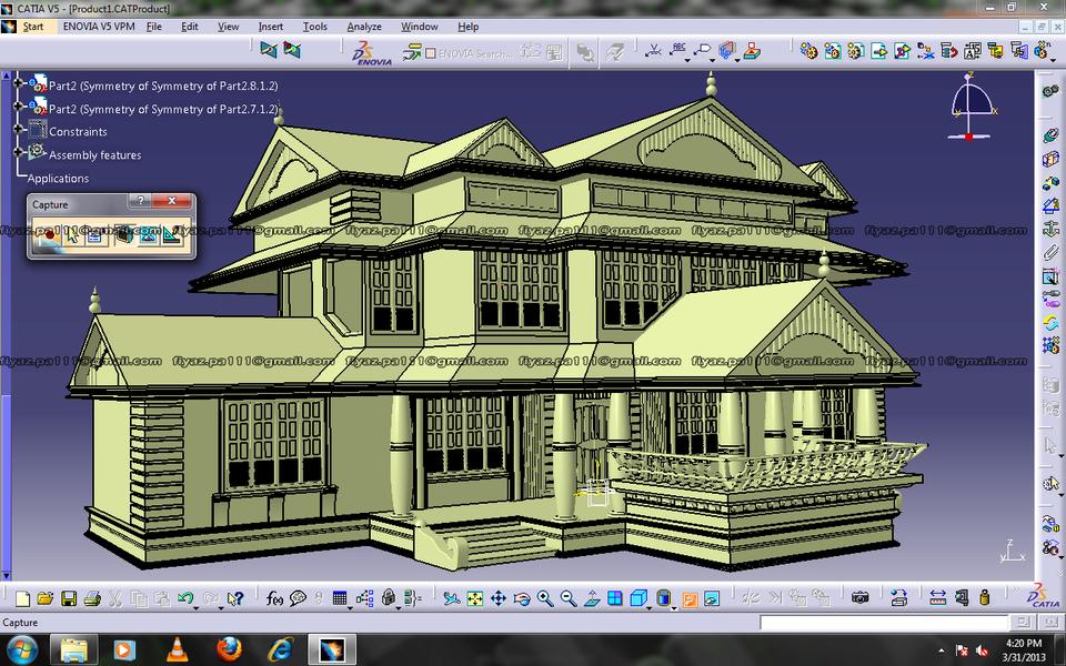 Old model kerala homes