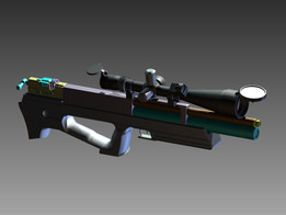 PCP airgun 2