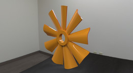 Two way propeller