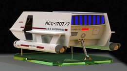 STAR TREK GALILEO 7 Shuttle Craft