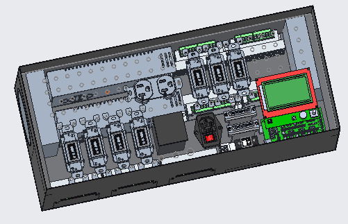 CNC Arduino RAMPS 1 4 Electronics Packaging | 3D CAD Model Library