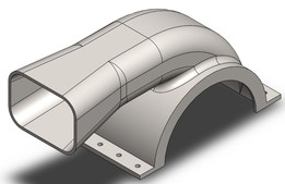 Turbo- Upper Housing