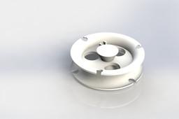 Headphone Holding Wheel