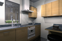 Various Kitchen Designs