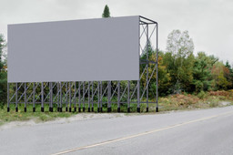 Request: Road Sign Board Structure