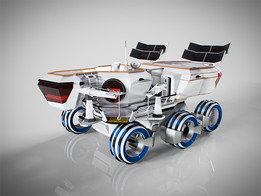 Mars Expedition Vehicle Concept- Mobile Science Lab