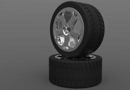 Lamborghini Gallardo Wheel 295/30 ZR 19