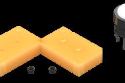 Mold for Push Button | TRINOTA