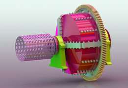 Semi-Autogenous Mill (SAG Mill)