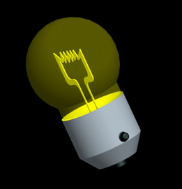Lamp (Light yellow)