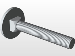 M6x30 screw