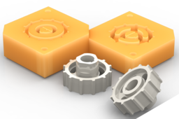 Mold for Modular Sprocket | TRINOTA