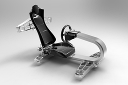 Racing simulator concept
