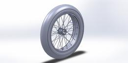 Fat wheel