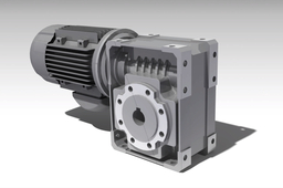 W63 Worm gear box with 1HP motor