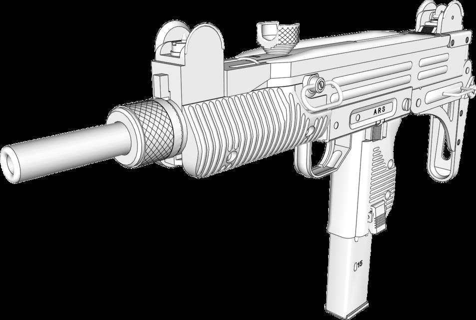 uzi smg diagram wiring diagram online Uzi Diagram Dimensions uzi submachine gun 9mm 3d cad model library grabcad airsoft uzi smg uzi smg diagram