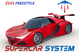 Z555 FREESTYLE SUPERCAR SYSTEM