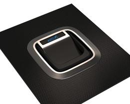 Concept 3 Koenigsegg handle