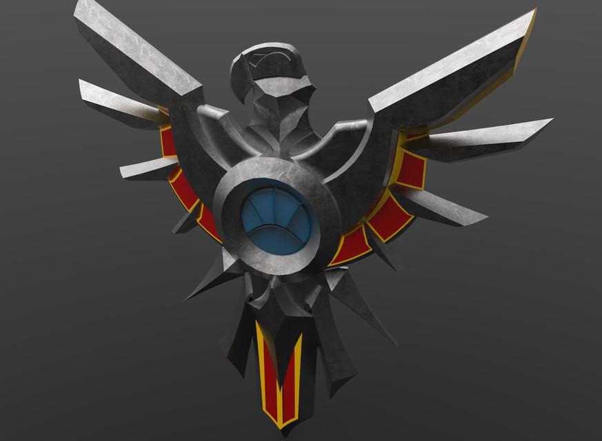 League Of Legends | 3D CAD Model Library | GrabCAD
